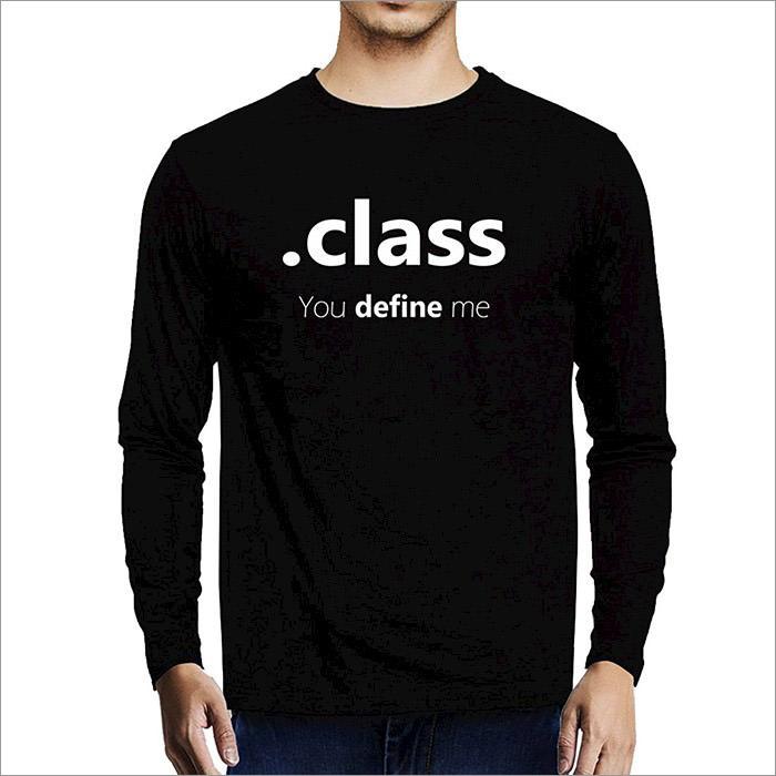 class-java-geek-t-shirt