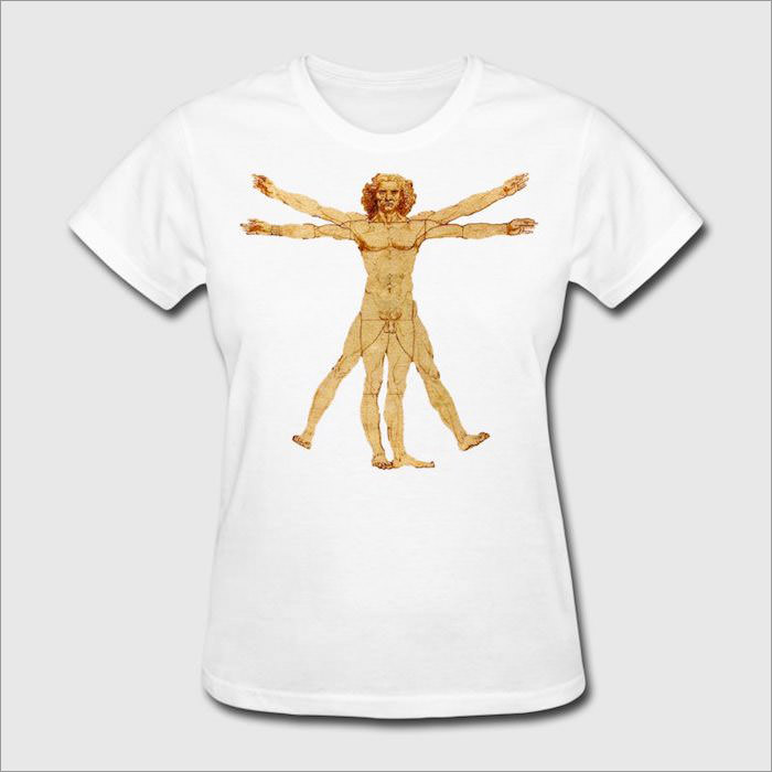 davinci-hax-geek-t-shirt