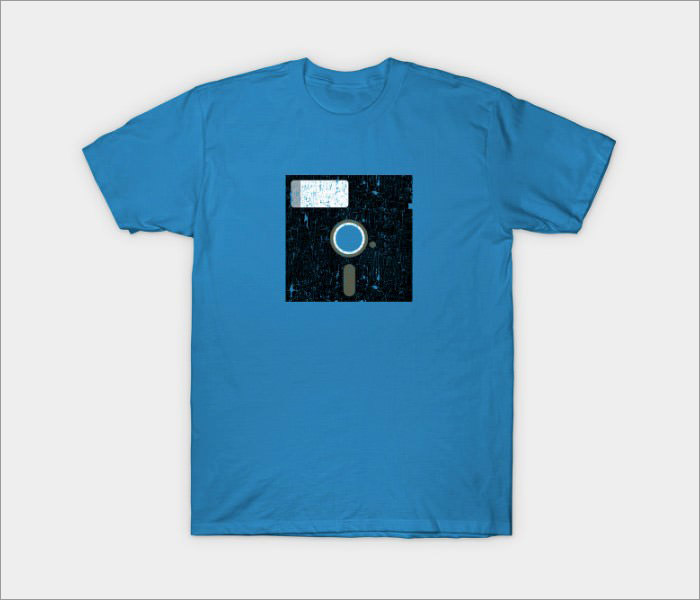 floppy-geek-t-shirt