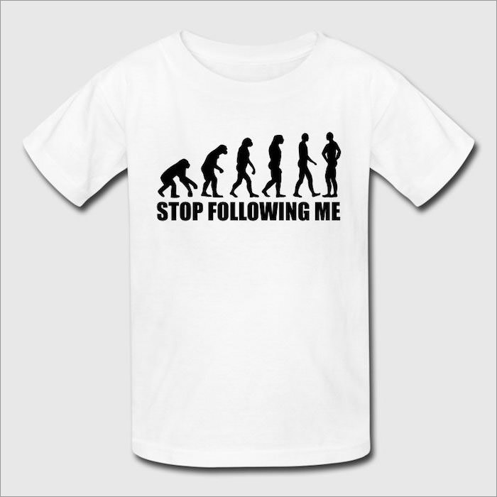 stop-following-me-shirt