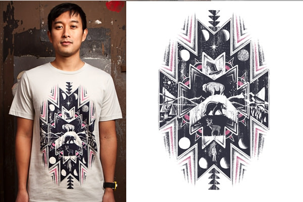 creative tshirt design