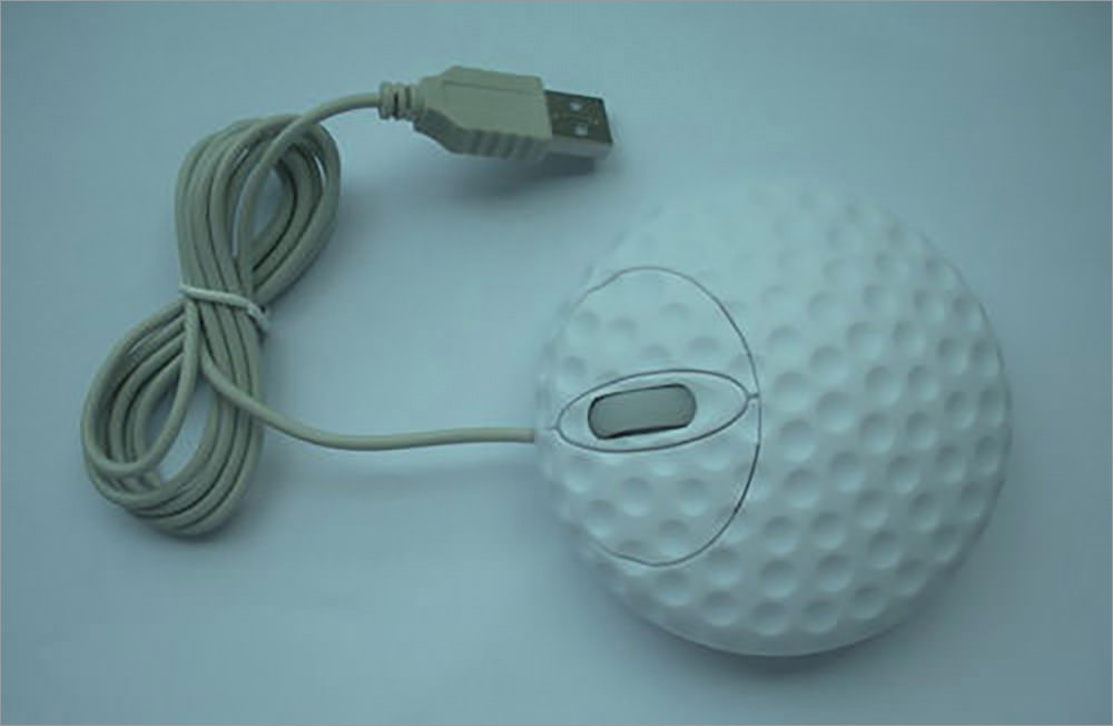 Golf 3D USB Optical Computer Mouse