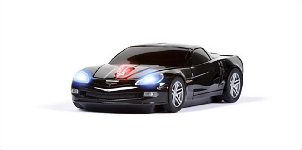 Wireless Mouse - Camaro Black