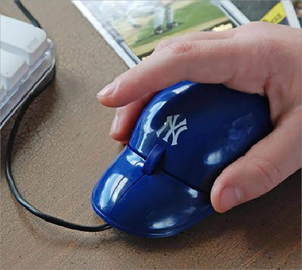 MLB Baseball Cap Mouse