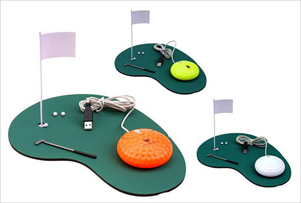 Creative golf mouse
