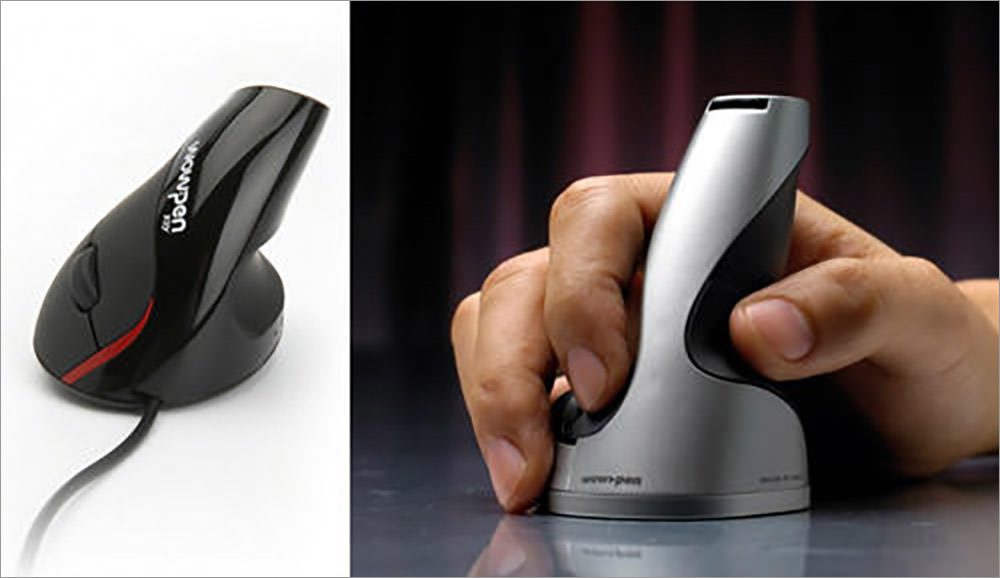 Wireless Ergonomic Computer Mouse
