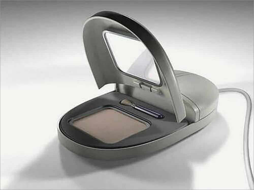 Makeup mouse