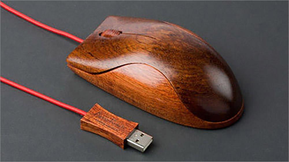 Wooden Mice