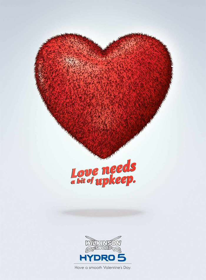 40 clever creative valentines day ads hongkiat