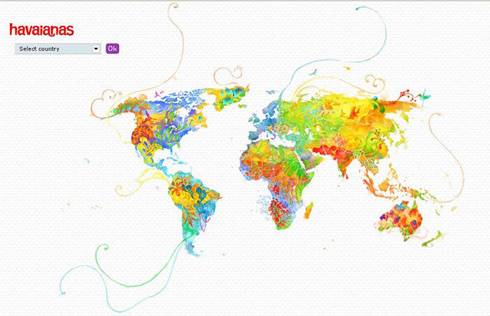 40 creative remakes of the world map hongkiat gumiabroncs Choice Image