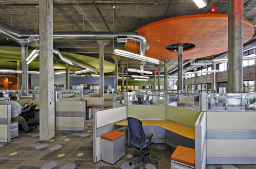 Creative Office Designs creative & modern office designs around the world - hongkiat