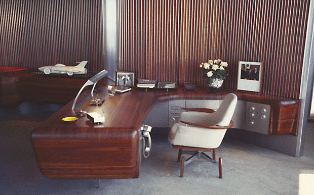 Harley Earl Office