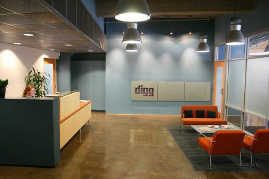 Digg office