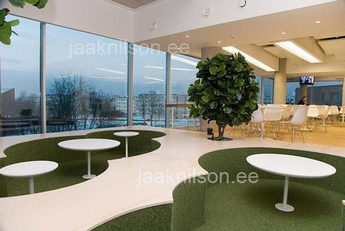 Creative & Modern Office Designs Around the World - Hongkiat