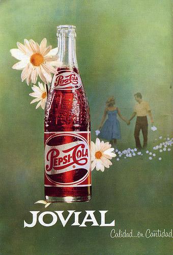 Pepsi-Cola jovial ad