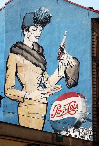 Pub de Pepsi-Cola ad
