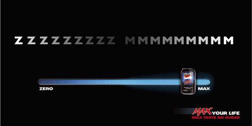 Pepsi Max ad