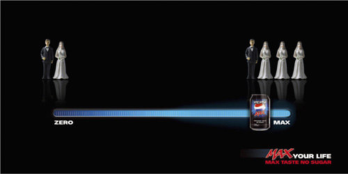 Pepsi Max ad 2