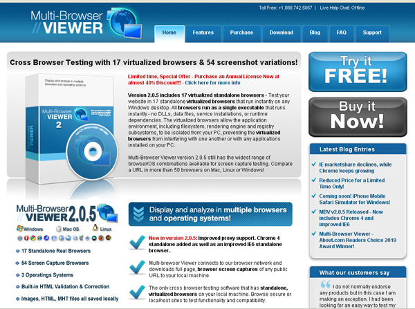 Multi Browser Viewer