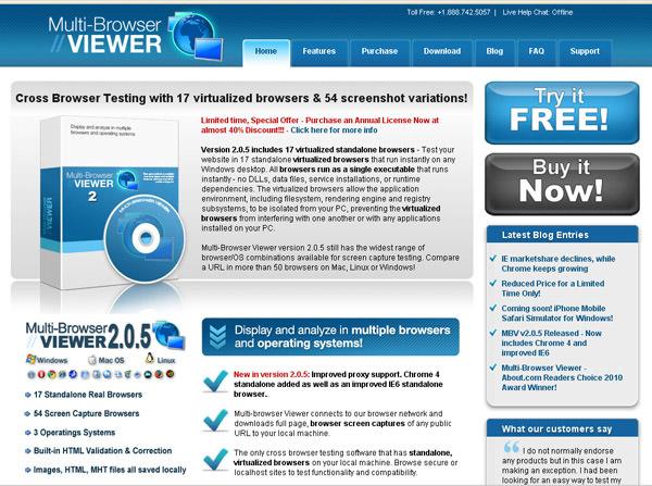 Multi Browser Viewer