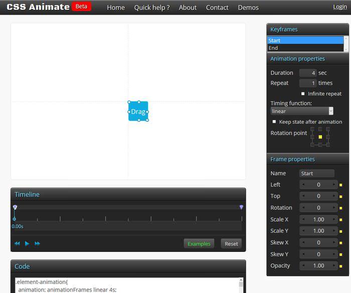 CSS Animate