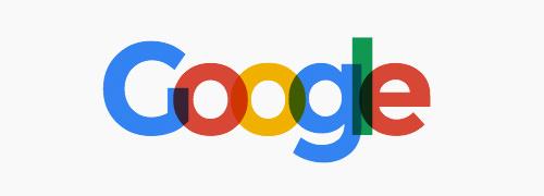 google logo blend