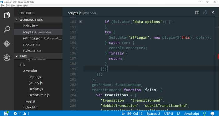 Install Material Theme from VS Code Marketplace