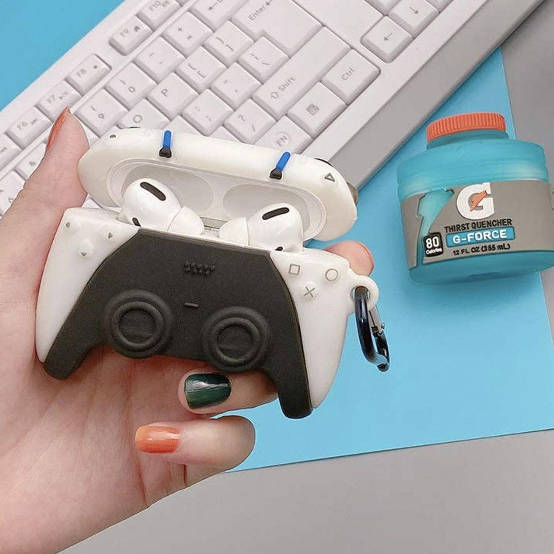 Game Controller Airpod Case