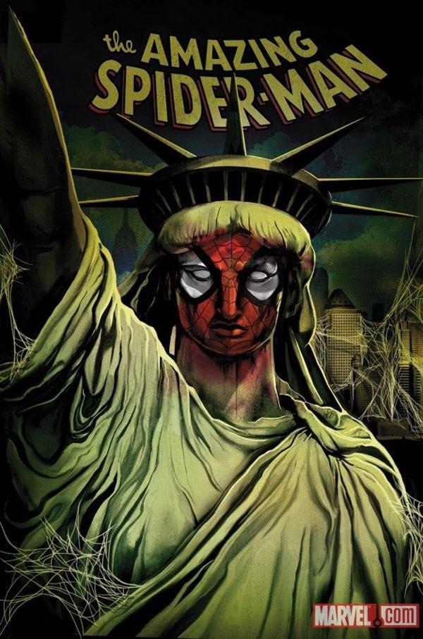 amazing spiderman 66