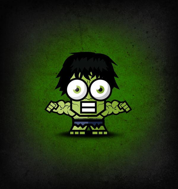 heroes: hulk