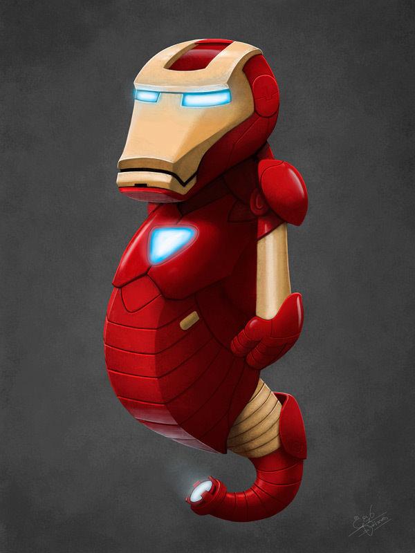 iron creature