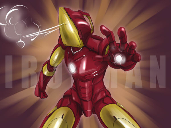 iron the man