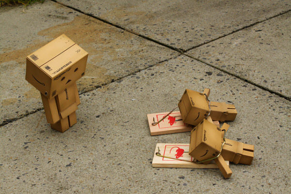 danbo mousetrap