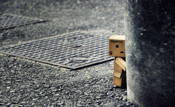 lil danbo got scared