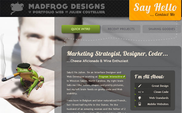 Madfrog Designs