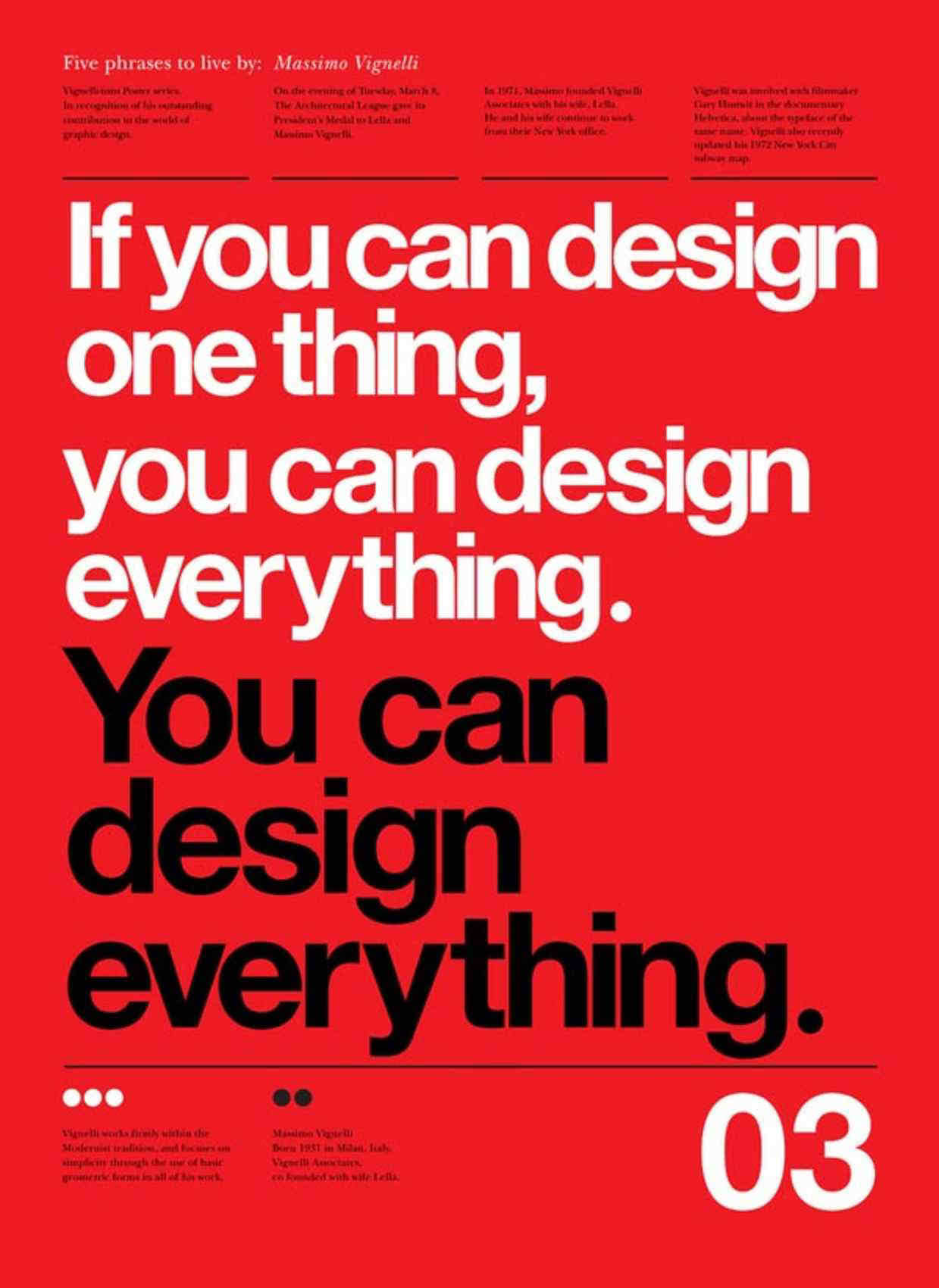 Quotes Design 100 Inspirational Quotes For Designers  Hongkiat