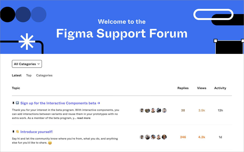 Figma Forum