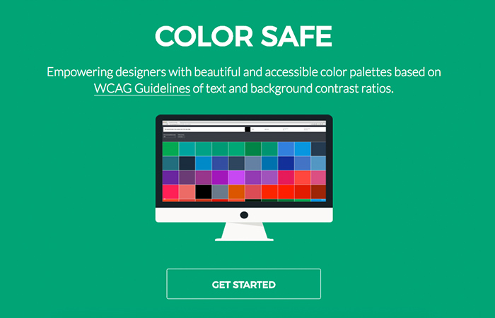 Color Safe Website