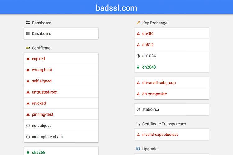 BadSSL