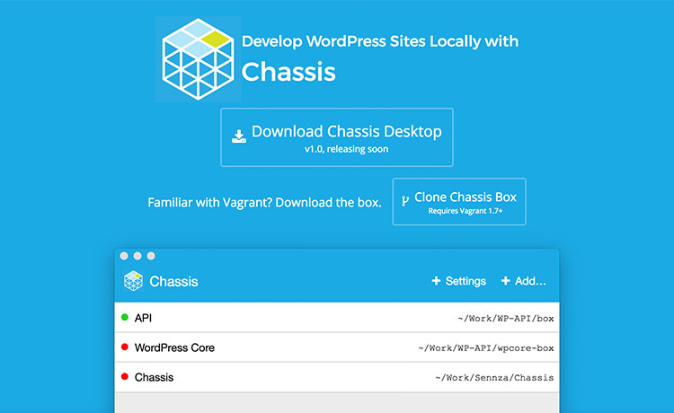 Chassis Desktop