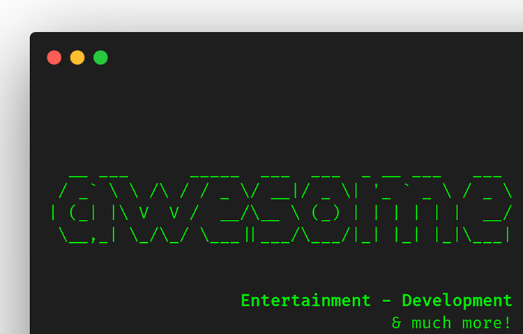 awesome-cli-apps