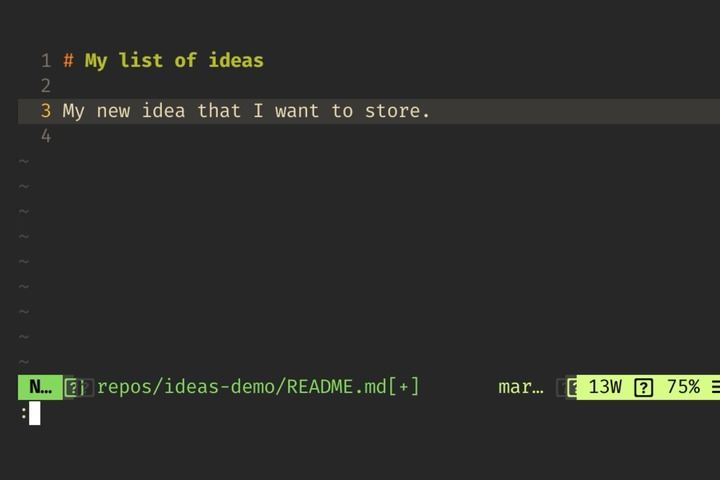 Adding note in Terminal with Eureka
