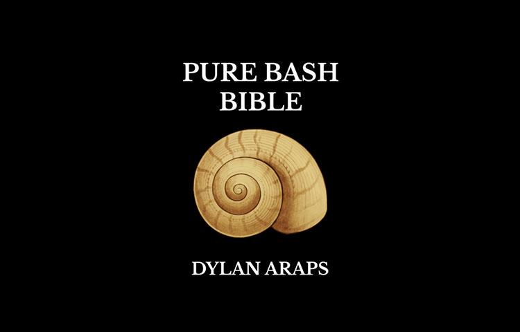 Pure Bash Bible