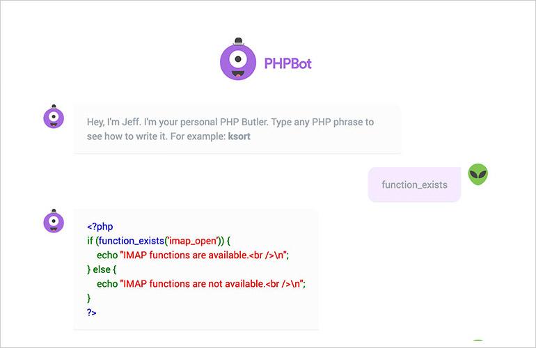 PHPBot