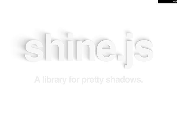 ShineJS