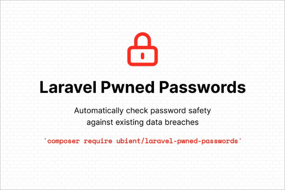 laravel-pwned-passwords