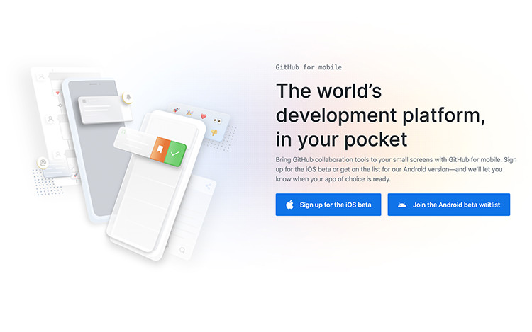 Github Mobile
