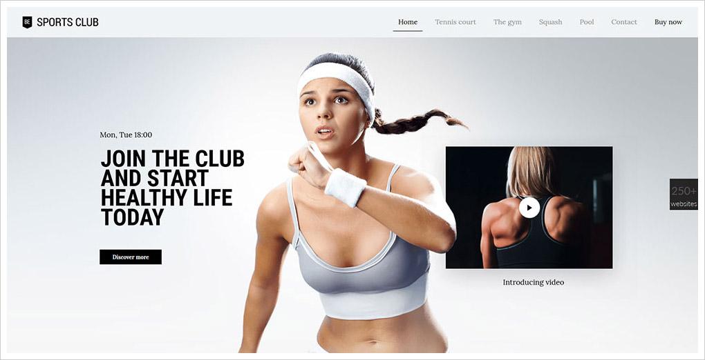 Be Sports club