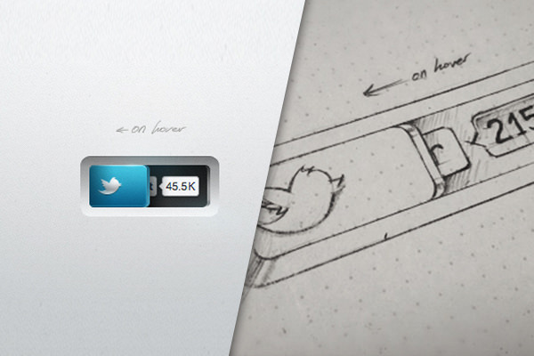 UI Concept Sketches