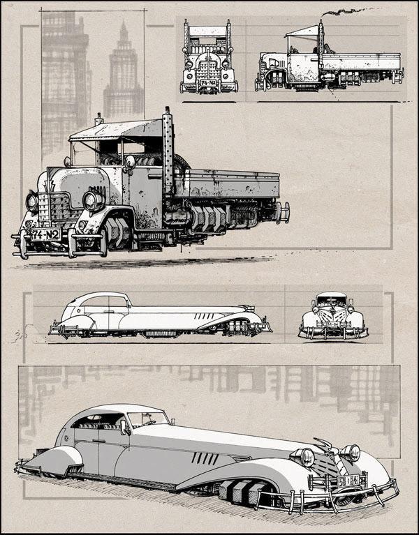 Cars by RyanLovelock